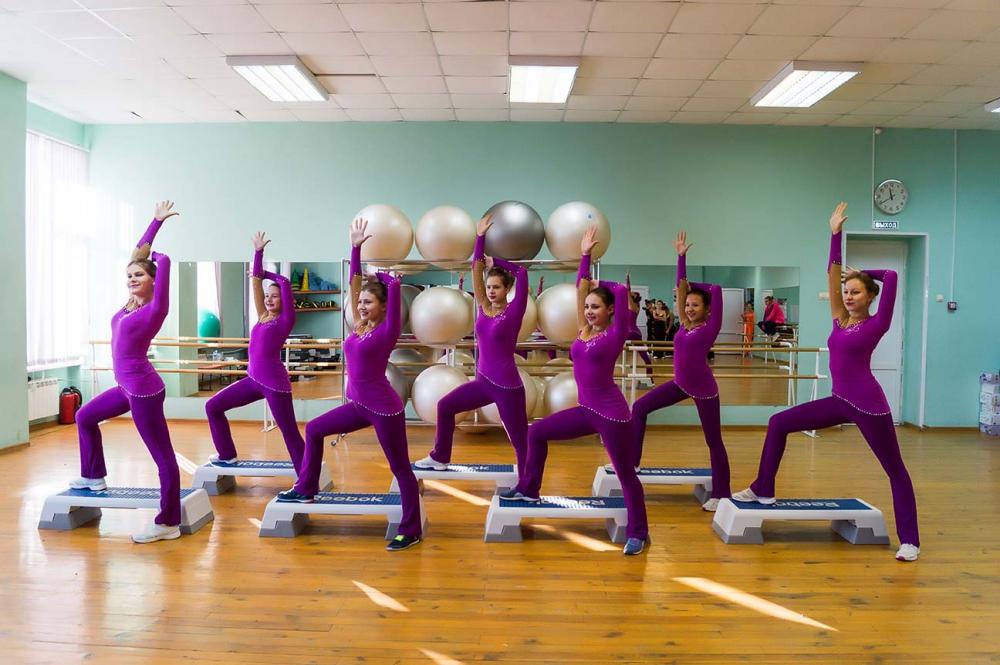 Fitnes-aerobic