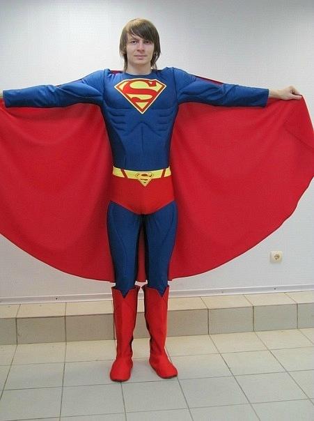 Костюм Супермен, Supermen