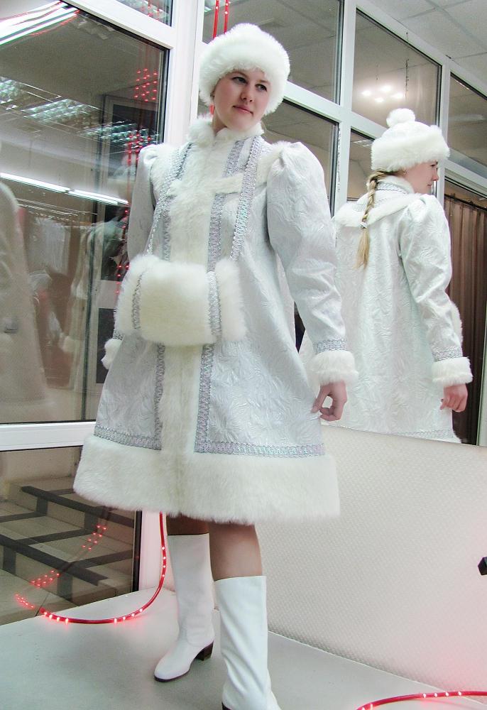 Пошив новогодных костюмов, Снегурочка