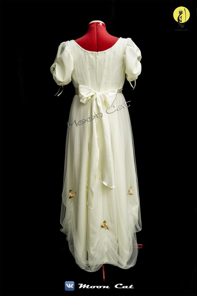 платье 19 века