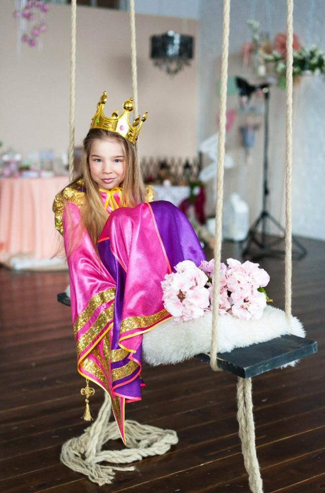 Детский Костюм принцессы