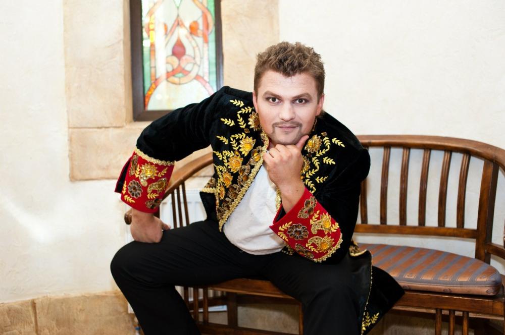 Костюм Филипа Киркорова, наряд