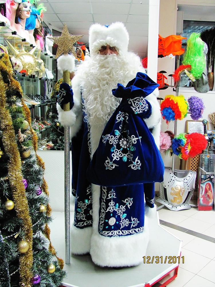 Пошив новогодных костюмов, Дед Мороз