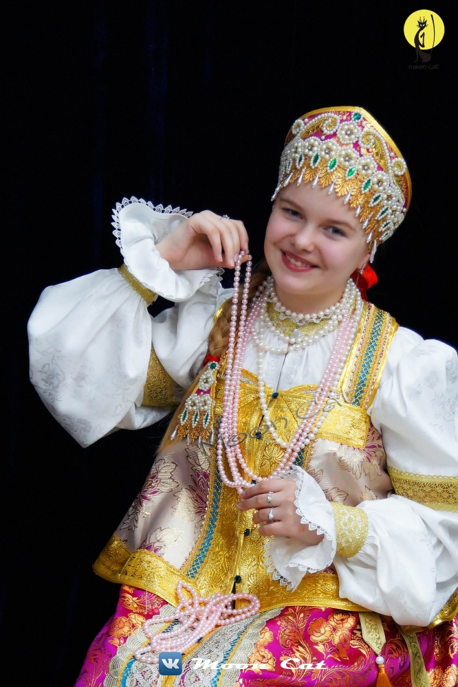 Народный костюм русского севера