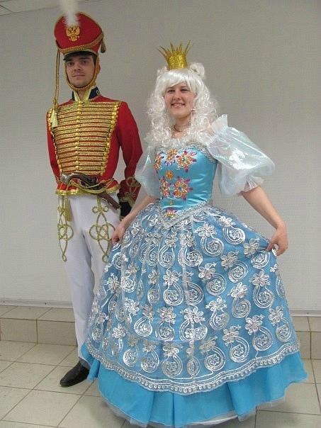 Костюм Гусара и Принцессы